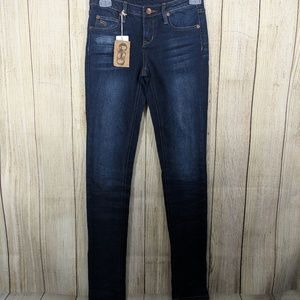 NWT Quiksilver QSD Lorne Skinny Jeans